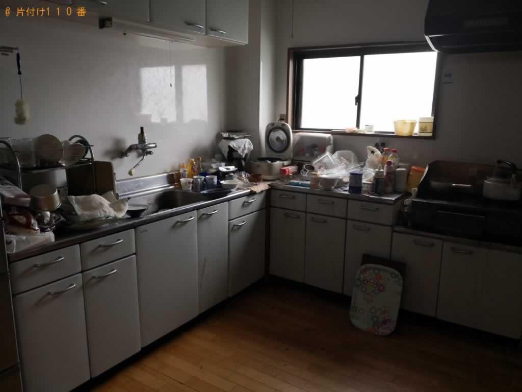 キッチン(台所)掃除サービス施工前