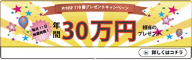【ご依頼者さま限定企画】高知片付け110番毎月恒例キャンペーン実施中!