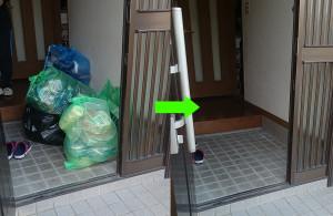 高知市でストーブ、おもちゃ、ソファ等の回収の写真2
