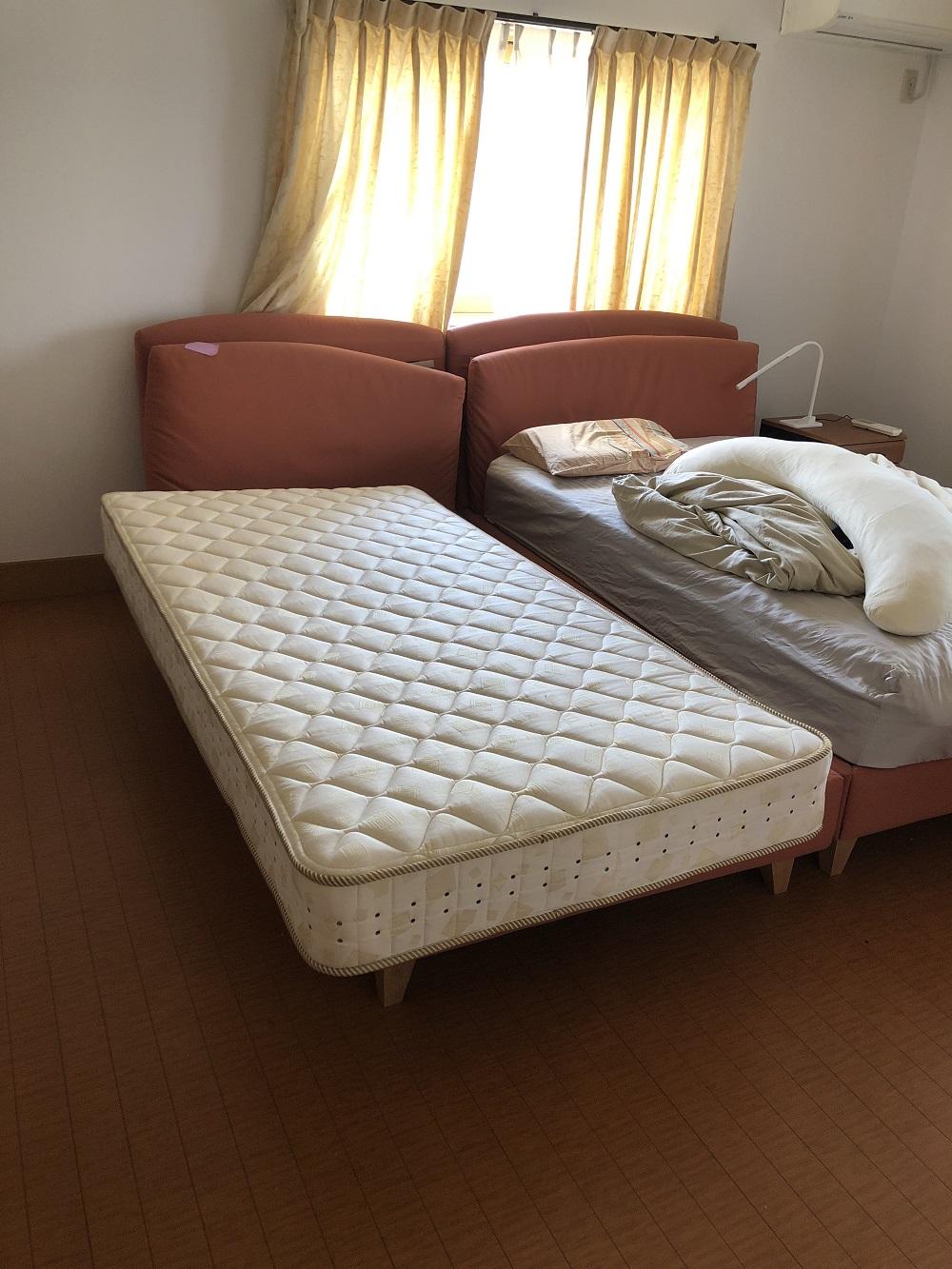 高知県香南市で不用品(婚礼ダンス、食器棚、ソファ、家庭用消火器など)処分ご依頼 お客様の声