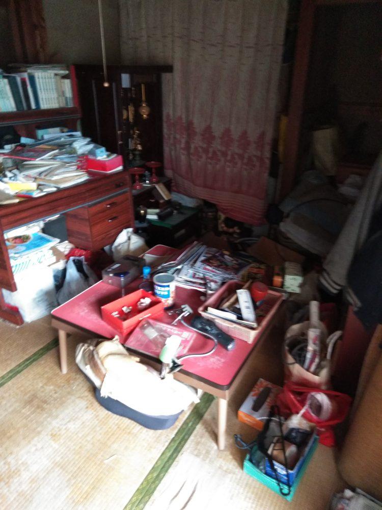 いの町にて不用品回収(170L未満冷蔵庫、電子レンジ、食器棚、シングルベッド)のご依頼 お客様の声