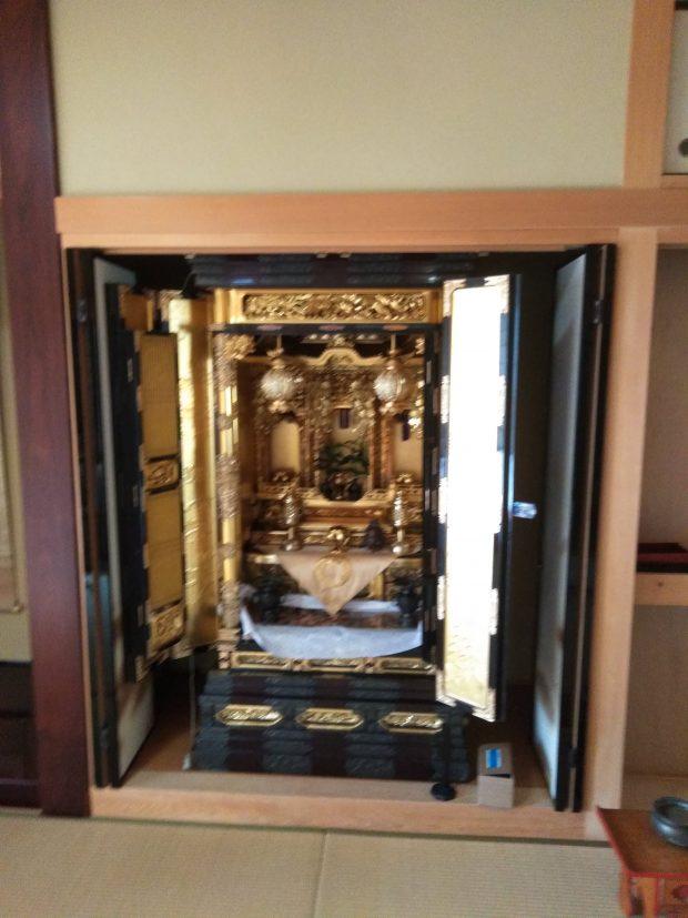 【須崎市】お仏壇や家財道具の回収☆ご自宅がすっきりと片付きご満足いただけました!