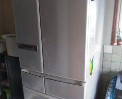 【高知市平和町】冷蔵庫のスピード回収☆大きな家電も回収できお喜びいただけました!