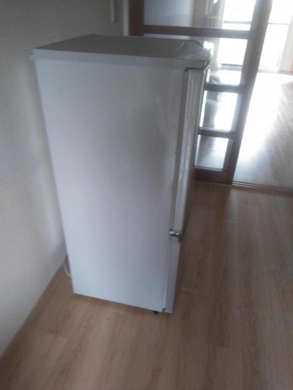 【大川村】冷蔵庫の処分ご依頼☆回収希望日にお伺いでき、ご満足いただけました!