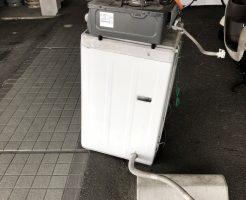 【高知市塩田町】洗濯機、ガスコンロの出張不用品回収・処分ご依頼