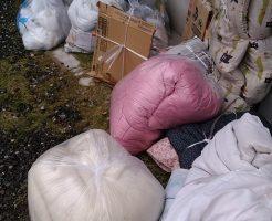 【安芸郡田野町】軽トラ一台分の家庭ゴミの回収 お客様