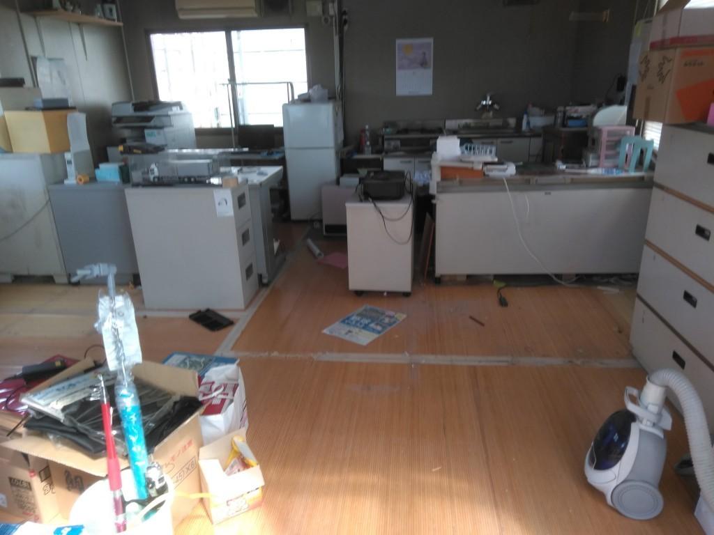 【高知市】事務所の片付け・移動作業ご依頼 お客様の声