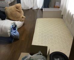 【高知市】リサイクル家電とベッドマットレスの処分 お客様の声