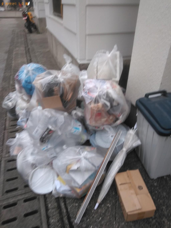 【高知市】引越し後の残留物処分 お客様の声