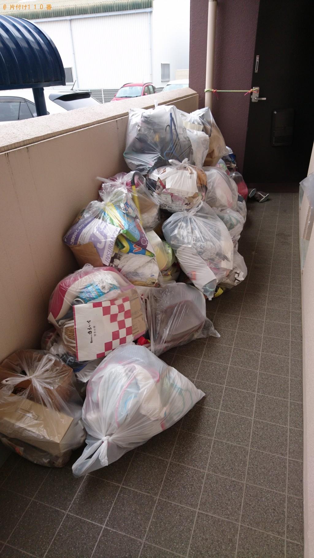 【高知市】マッサージチェア、衣類など回収・処分ご依頼 お客様の声