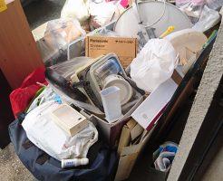【高知市秦南町】整理タンス、カラーボックス、衣類等の回収・処分 お客様の声