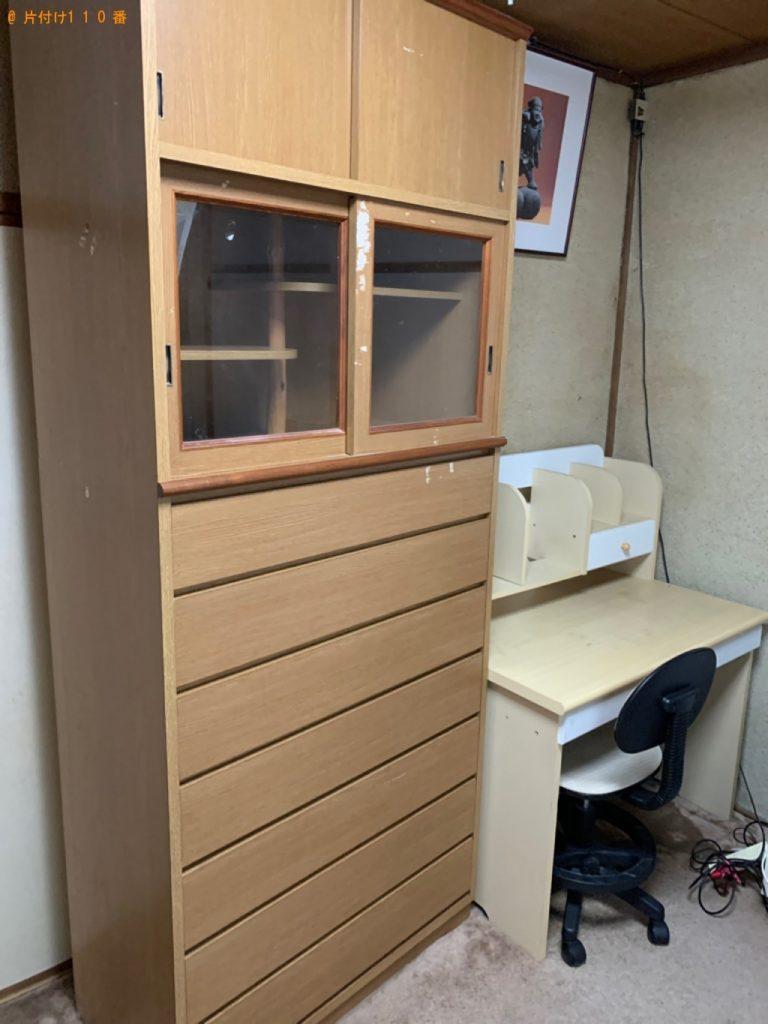 【板橋区】遺品整理に伴いカーペット、タンス、カラーボックス等の回収・処分ご依頼