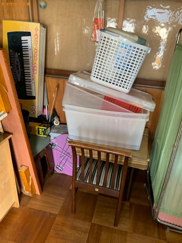 【高知市】カーペット、タンス、カラーボックス等の回収・処分ご依頼