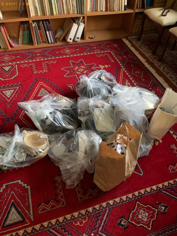 【高知市】混在ゴミ、ダンボール等の回収・処分ご依頼 お客様の声