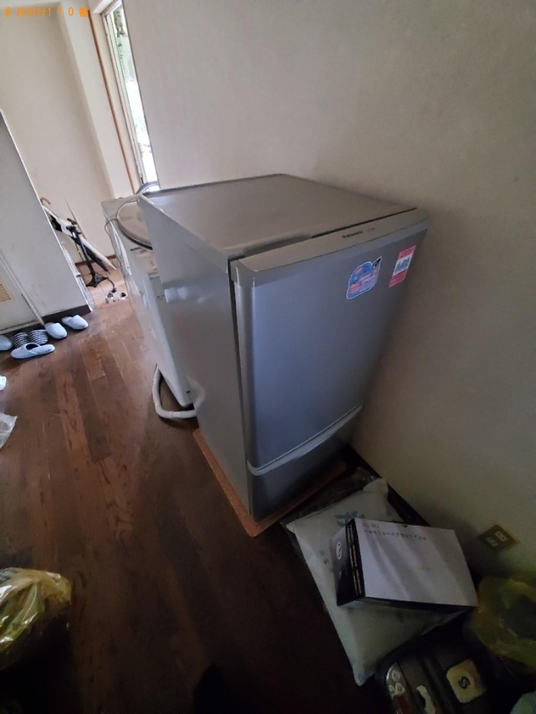 【高知市】冷蔵庫、テーブル、布団、電子レンジの回収・処分ご依頼