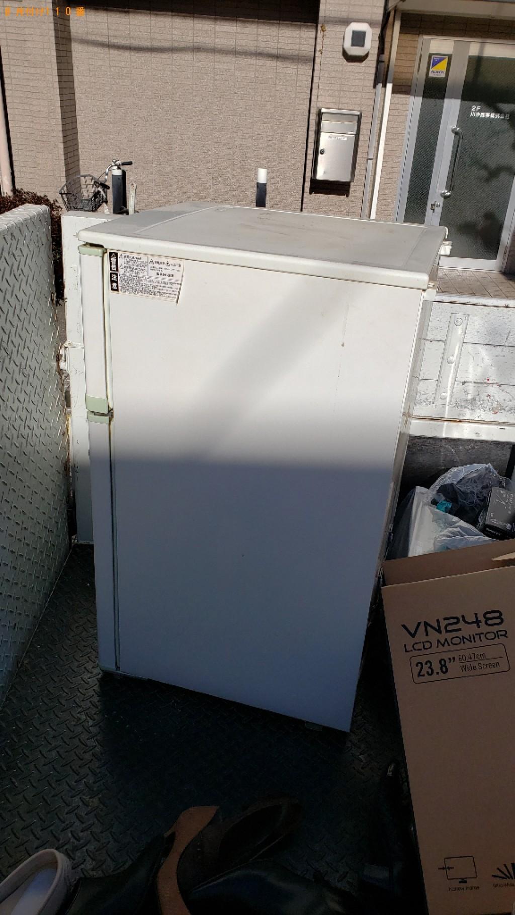 【高知市】冷蔵庫の回収・処分ご依頼 お客様の声