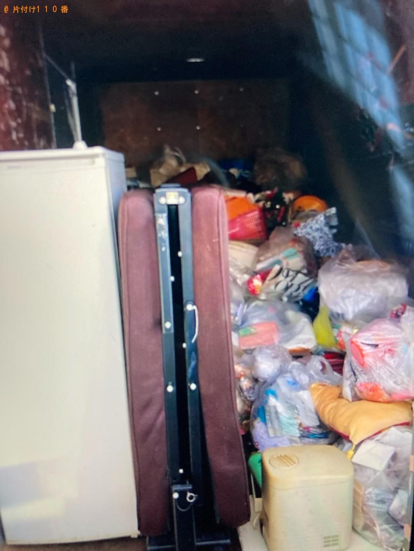 【高知市】片付けと掃除、一般ごみの回収ご依頼 お客様の声