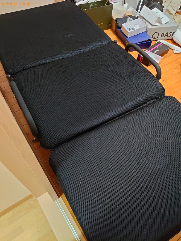 【高知市】折り畳みベッドの回収・処分ご依頼 お客様の声