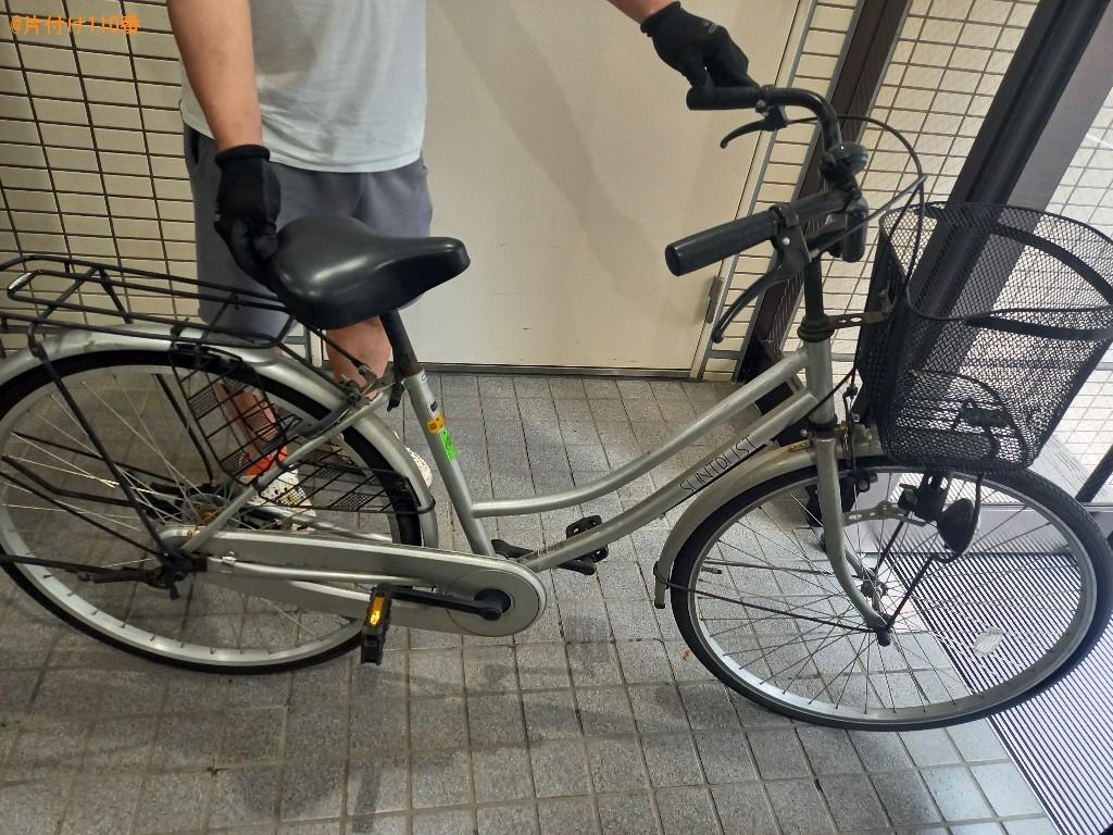 自転車、衣装ケース、ガスコンロ等の回収・処分ご依頼 お客様の声