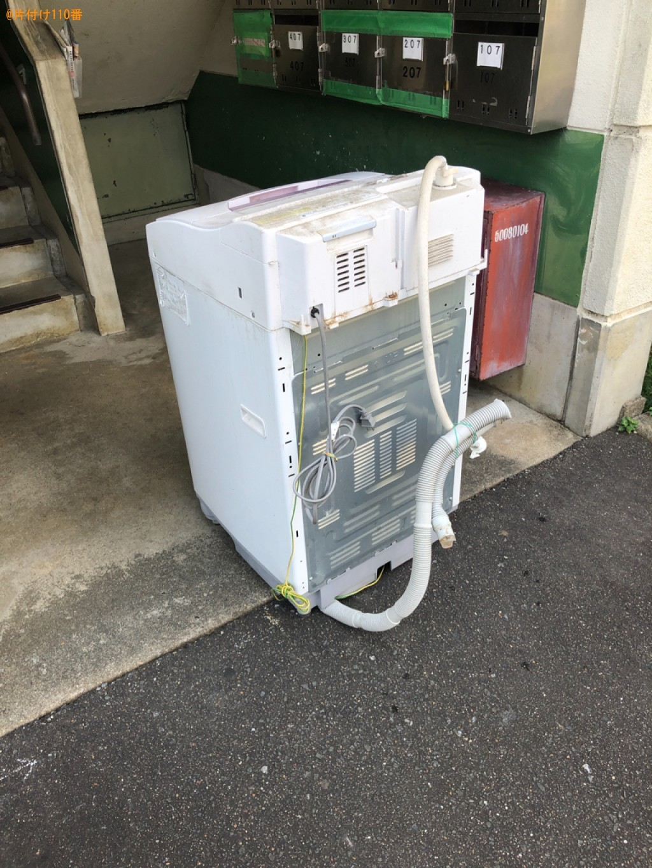 洗濯機、一般ごみの回収・処分ご依頼 お客様の声